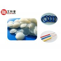 Buy cheap Wire And Cable Raw Material CSPE 45 CSM Rubber With Good Electrical insulation product