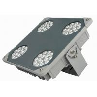 Buy cheap 90W 6500 Lumen PF 0.95 Philips chip LED Canopy Light , Gas Station Lighting product