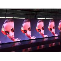 Buy cheap Full Color Stage Rental LED Display P3.91 Outdoor Video Wall For Stage Event product