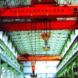 Main magnet bridge crane 16/3.2 T