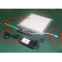 Buy cheap Environmental friendly 5000LM 54w Dimmable LED Panel Light with constant - current driver product