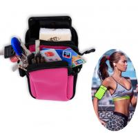 Buy cheap Colorful Outdoor Sports Arm Bag Digital Fitness Bag Logo Customized product