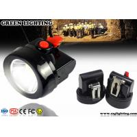 Buy cheap 96 Lum Rechargeable LED Mining Light 128g Light Weight 3500 LUX Brightness product