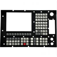 Buy cheap 0.20mm PET Membrane Switch Panel For Cnc Instruments , Attendance Machine product