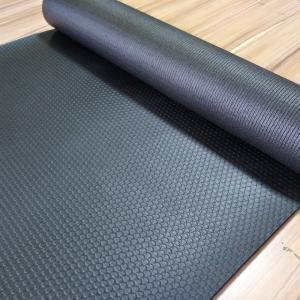 China Heavy Duty Black Rubber Sheet Roll Manduka Prolite Yoga Mat 5mm Thickness on sale