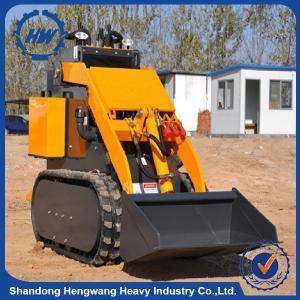 Buy cheap HWZG280 Model Multifunction Mini Skid Steers/Track Mini Digger product