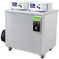 China Customized Power Ultrasonic Engine Cleaner Tank Generator Frequency 40 / 80 / 120 Khz on sale