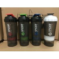 Quality Promotional new design plastic protein Shaker water bottle joyshaker, Plastic for sale