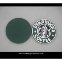 Buy cheap hot selling Promotional coffee cup pad & kitchen silicone coaster product