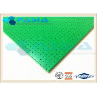 Buy cheap Sound Insulation Clean Room Ceiling Panels , Aluminium Sandwich Sheet 1220*2440 Mm2 product