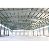 Buy cheap Pre Engineered Steel Buildings / Clean Span Steel Frame Structure Warehouse product