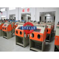 Buy cheap Glass Sand Blasting Machine / Media Blasting Equipment Removes Rust Car Paint product