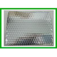 Customized Air Bubble Roll Foil Insulation For Walls 97% Reflective