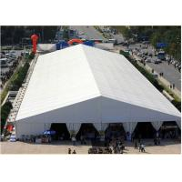 China Guangzhou Aluminum Alloy Waterproof PVC Outdoor Exhibition Tents Used For Large Event on sale