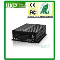 Buy cheap 3G mobile DVR 8-channel 4 channel for cars/buses/truck etc ISO CE FCC certificated product