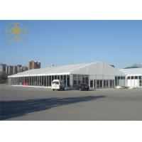 Buy cheap Waterproof Trade Show Tent High Strength PVC Membrane Architecture Anti - Rust product