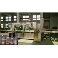 Quality 500 ML fully automatic filling machine purewater bottle filling and sealing machine for sale