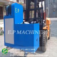China Screw Type Biomass Briquette Machine With Compititive Price    on sale