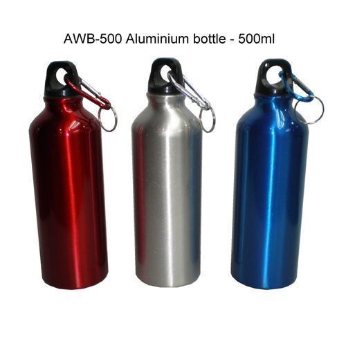 Aluminum sport bottle, water bottle BPA free