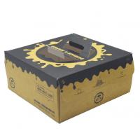 Buy cheap Colorful Custom Corrugated Shipping Boxes Recycled Personalised Delivery Boxes product