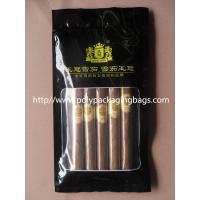 Buy cheap Chinese cigar logo brand / Cigar Bag Humidor With Humidified System product