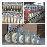 Buy cheap manufacture Hook Sheave,Cable Sheave, best quality Cable Block from wholesalers