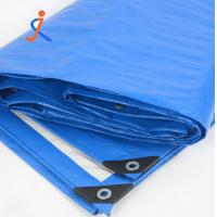 Buy cheap High quality blue white PE tarpaulin roll poly tarp,polyethylene plastic sheet from factory in China with cheap price product