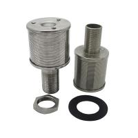 Buy cheap AISI 304 Wedge wire screen nozzle product