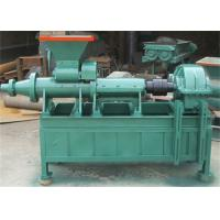 China Biomass Charcoal Making Machine Briquette Extruder 22KW 20 / 30 / 40 / 50 mm on sale