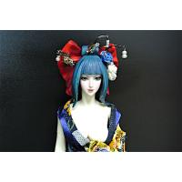 Buy cheap Ancient Style Japanese Anime Figures Real Clothes For Collection 35*6*4cm product