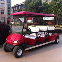 Transport Scooter 6 seater gas powered golf cart for 5 or 6 people