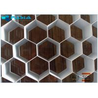 Buy cheap High Rigidity Strong Decoration Honeycomb Structure Material Easy To Install And Fast product