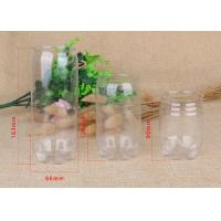 China Juice Drinking Bottle Beverage Cans Packaging Certificated PET Easy Open on sale