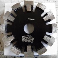 China 120mm Tuck Point Diamond Blades For Abrasive Material HS Code 8202391000 on sale