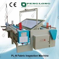 Buy cheap Simple Design Fabric Inspection Machine with hydraulic station product