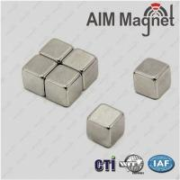 China N35 magnet disc neodymium sintered ndfeb magnetic material on sale