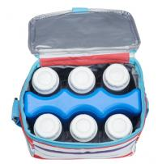 Buy cheap sell HDPE Reusable ice pack for Medela milk storage bottle,breast milk cooler bag product