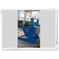 Buy cheap Worktable Pipe Welding Positioners / Welding Turntables Industry product