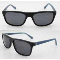 Buy cheap Custom Made Unisex Acetate Frame Sunglasses For Protect Eyes product