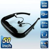 Buy cheap 50inch Mobile Theatre Video Glasses product