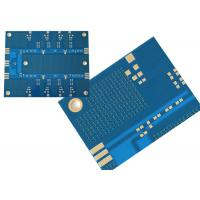 Rogers Material Power Amplifiers HF PCB High Speed Digital In 0.79mm