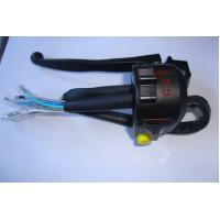 Buy cheap Motorcycle Handlebar Light Switch , Aftermarket Motorcycle Handlebar Mounted Electrical Switches product