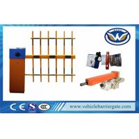 Quality Automatic Car Park Barrier Arms , External And Internal Vehicle Loop Detector for sale