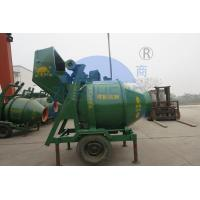 Buy cheap Stable Volumetric JZC500 Concrete Mixer, 1 + 1 / 2 Bagger Ready Mix Concrete Machine product