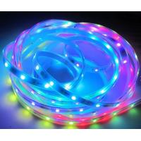 Buy cheap Addressable RGB Flexible LED Strips 12v LED Strip ws2811 IP68 Waterproof LED Strip Lighting product