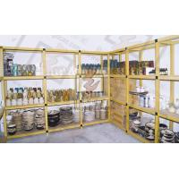 Buy cheap Home Large Cardboard Storage Shelves Personalized Waterproof product