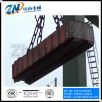 Buy cheap Rectangular Type Electro Magnet for Lifting HIGH TEMPERATURE Wire Rod MW19-54072L/2 product