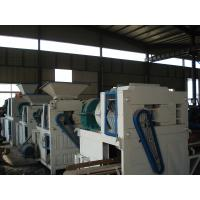 Buy cheap good quality charcoal briquetting machine product