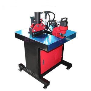 Buy cheap Copper CNC Busbar Machine Punching Bending And Cutting Manual Operate 12x200mm product