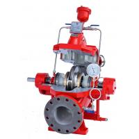 Buy cheap HSC UL    Fire Fighting motor Pump sets with TECHTOP Engine and Eaton Controller 1000GPM 150PSI product